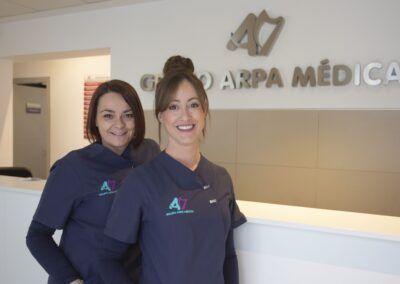 Declaraciones del Grupo Arpa Médica